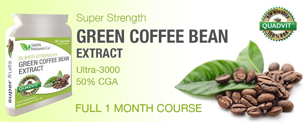 green coffee bean weight management