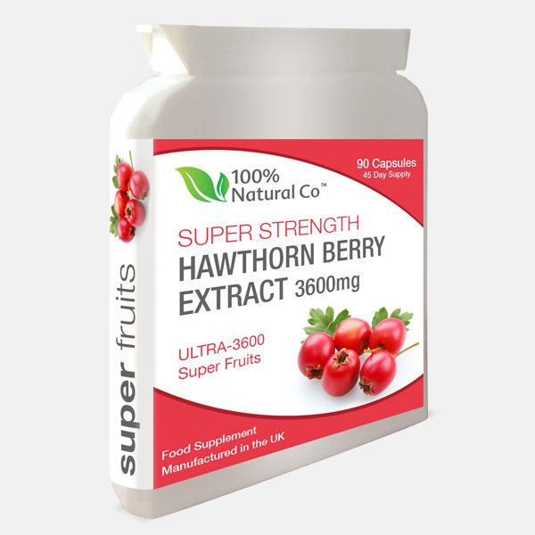 Hawthorn Berry Extract