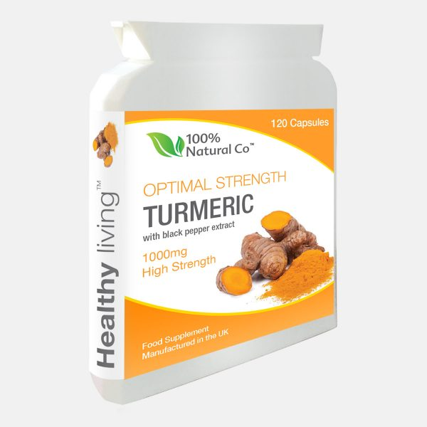 Turmeric with Black Pepper Extract